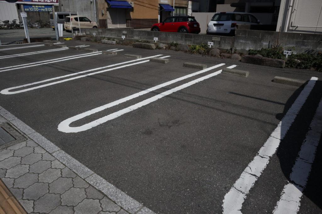 ヤマセン駐車場